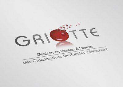 Identité visuelle – Griotte