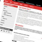 Webdesign – site internet