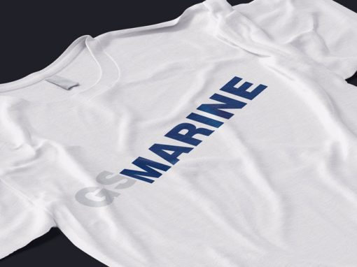 Identité visuelle – GS Marine