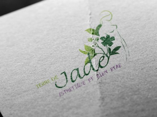 Identité visuelle & Design graphique – Terre de Jade