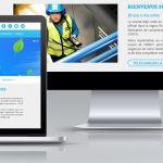 Webdesign – Template de page