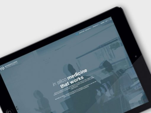 Webdesign – Novadiscovery